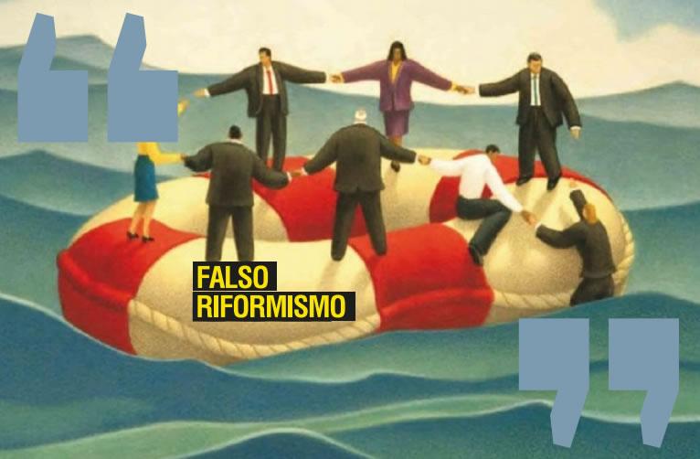 Il Fallimento del 'riformismo' degli anni Novanta – Convegno online
